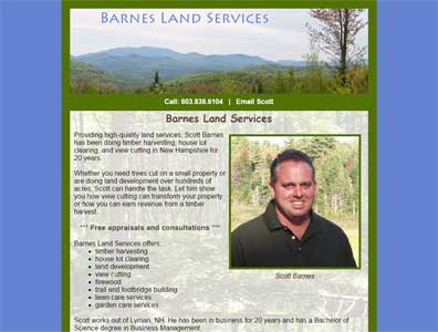 Barnes Land Services