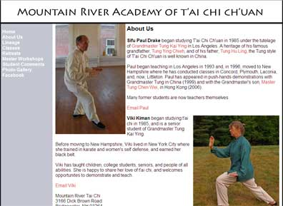 MountainRiverTaiChi.com