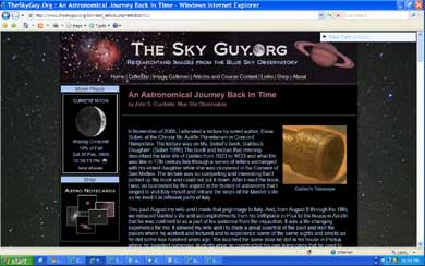 TheSkyGuy.org